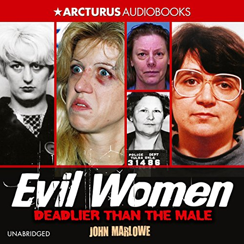 Couverture de Evil Women