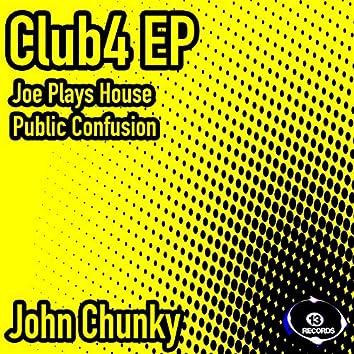 Club4 EP