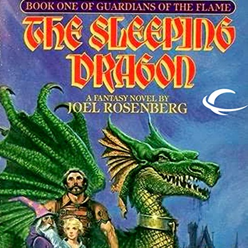 The Sleeping Dragon cover art
