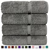 Best Towels For Bath - Chakir Turkish Linens Hotel & Spa Quality, Highly Review