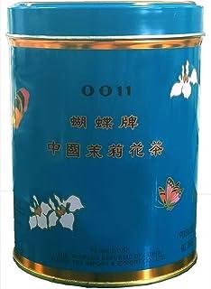 日本緑茶センター 胡蝶牌 BUTTERFLYジャスミン茶(小)#0011 113g