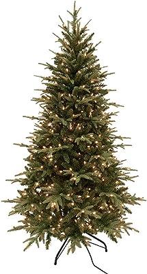 Kurt S. Adler YAMTR165ML Artificial Tree, green