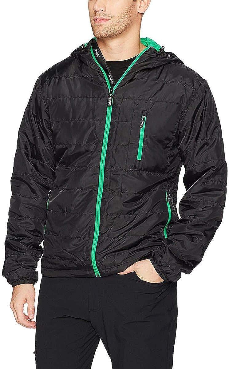 Minus33 Merino Wool 4280 Thermerino Men's Midweight Hooded Jacket