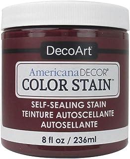 Deco Art Americana Decor Color Manchas 8oz-Garnet, Otros, Multicolor