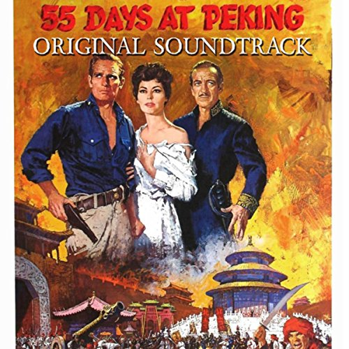 55 Days at Peking: Overture / Welcome Marines / Prince Tuan / Murder Of The German Minister / Preparing For Battle / Here They Come (Peking First Battle) / Children's Corner / Theresa In Danger / A New Kind Of Weapon / Help Arrives / End Title (From '55 Days at Peking' Original Soundtrack)