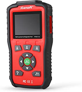 iCarsoft Auto Diagnostic Scanner P700 V1.0 for PORSCHE with ABS Airbag Scan,Oil Service Reset, SAS Reset ect