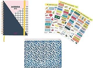 Amazon.es: stickers agenda
