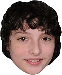 Finn Wolfhard Celebrity Mask, Card Face and Fancy Dress Mask