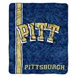 The Northwest Company Pittsburgh Panthers 'Jersey' Sherpa Throw Blanket, 50' x 60' , Blue