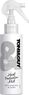 Toni & Guy Prep Heat Protection Mist, Anti-Static Control 5 oz