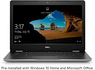 Dell Inspiron 3480 14-inch Thin & Light Laptop (8th Gen Intel Core i5-8265U/8GB/1TB HDD/Window 10 + MS Office/Intel UMA Graphics/Silver)