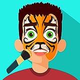 Face Spray Paint - Tattoo Stencil Art & Design