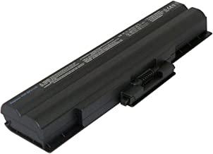 Aowe Replacement 4400mAh 11.1V Laptop Battery for Sony Vaio VGN-CS110E/S VGN-FW190 VGN-FW21MR VGN-FW350D/W VGN-FW47GY/H VGN-FW560F/H VGN-NW226F VGN-NW250D/T VGN-SR140E