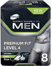 Tena For Men Premium Fit Level 4 - Grand (3 Paquets De 8)