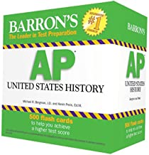 Barron's AP US History Flash Cards