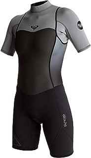 Syncro 2/2mm Short Sleeve Wetsuit - Women's - Black (KVJ0)