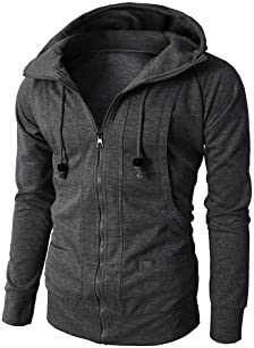 Joe Wenko Mens Basic Long Sleeve Shiny Sequins Pullover Sweatshirts