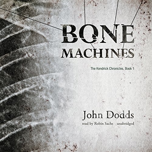 Bone Machines audiobook cover art