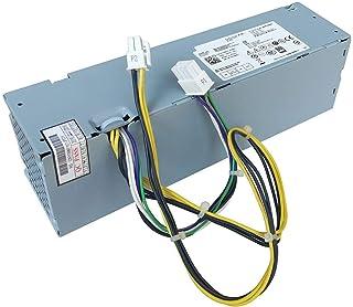 255W Watt Desktop Power Supply Unit PSU for Dell Optiplex 3020 7020 9020 Precision T1700 Small Form Factor SFF Systems YH9...
