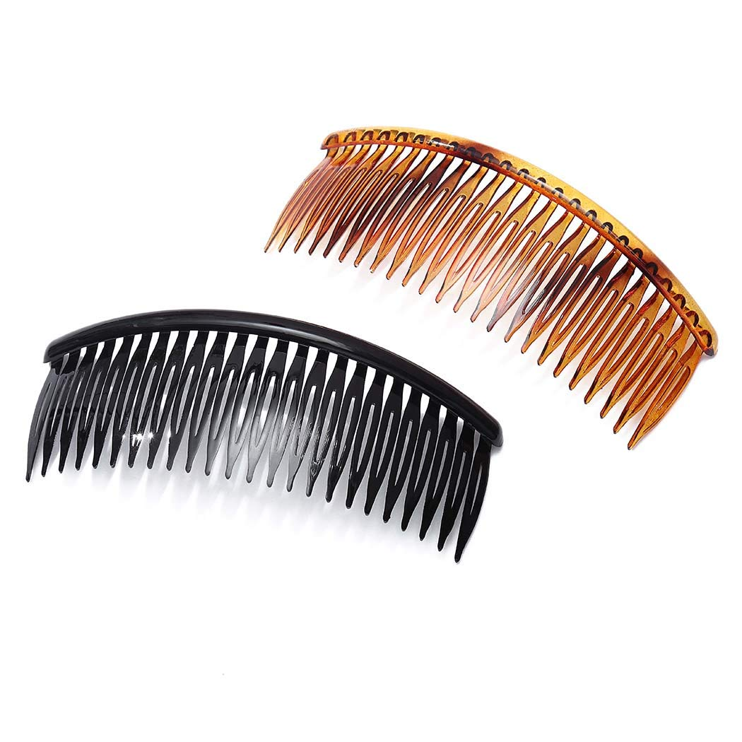 JONKY French Hair Side Comb free Plastic Outlet SALE Combs Twist
