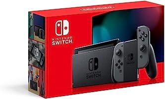 Nintendo Switch with Gray Joy‑Con™