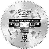 Freud 12' x 96T Thin Kerf Non-Ferrous Metal Blade (LU77M012)