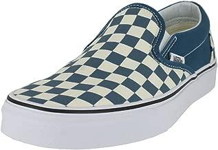 Vans Classic Slip On Checkerboard Corsair- Men's 10.5