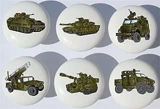 military knobs