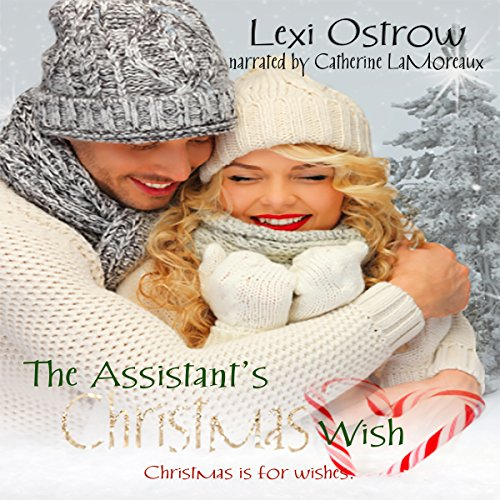 The Assistant's Christmas Wish audiobook cover art