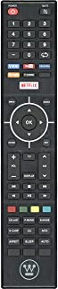 Westinghouse LCD TV Remote Control for Models WD65NC4190, WE55UC4200, WD55UT4490, WD50UT4490, WD42UT4490, WD55UB4530 (Part...