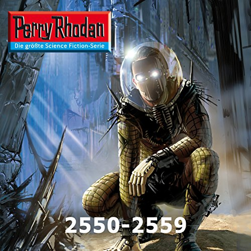 Perry Rhodan, Sammelband 16 audiobook cover art