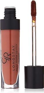 Golden Rose Creamy LONGSTAY Liquid MATTE Lipstick with Vitamin E and Avocado Oil FULL COVERAGE 5.5ml - 27
