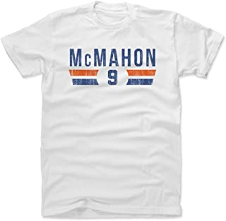 500 LEVEL Jim McMahon Shirt - Vintage Chicago Football Men's Apparel - Jim McMahon Font
