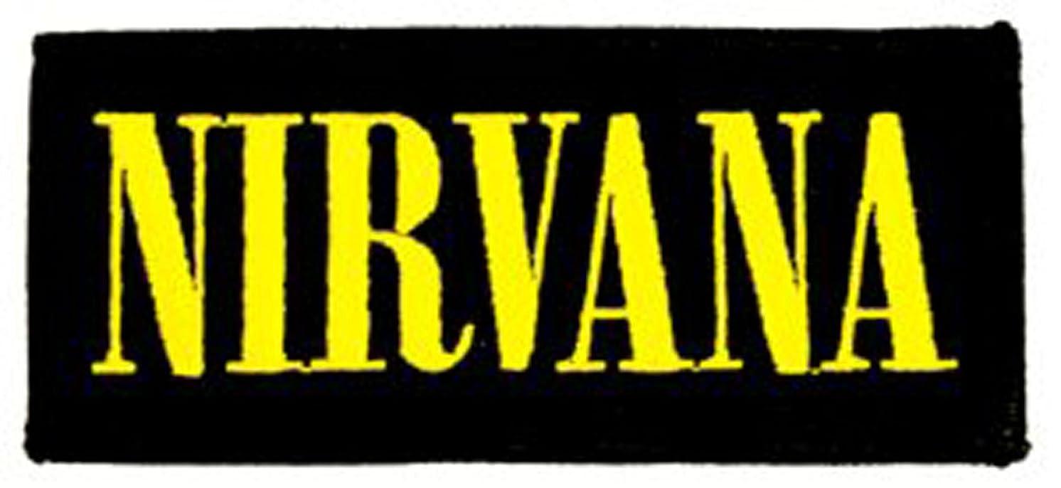 Application Nirvana Logo Patch