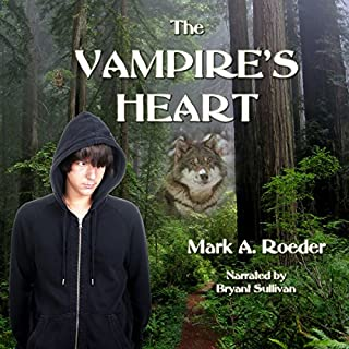 The Vampire's Heart cover art