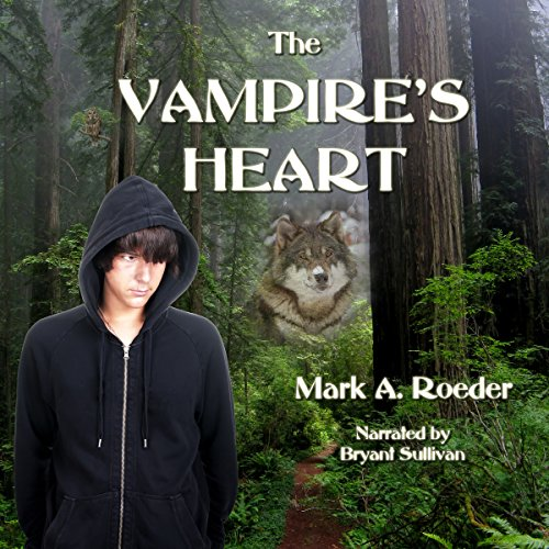 The Vampire's Heart audiobook cover art