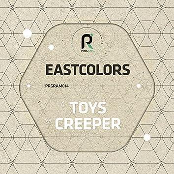 Toys / Creeper
