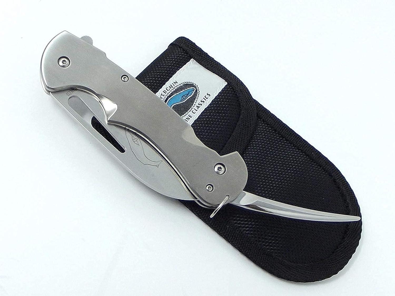 Phoenix Mall Myerchin Professional Albuquerque Mall Generation 2 Captain Titanium Rigging Knif