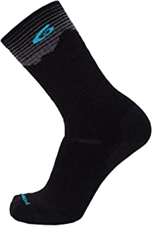 Point 6 37.5 OTC with a Helicase sock ring Ski Ultra Light