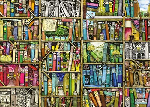 Ravensburger Puzzle – Magisches Bücherregal, 1000 Teile - 4
