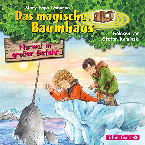 Narwal in großer Gefahr audiobook cover art