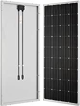 Richsolar 190 Watt 12V Solar Panel High Efficiency Moncrystalline Module RV Marine Boat Off Grid