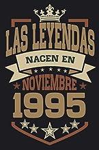 Las Leyendas Nacen En Noviembre 1995: Regalo de cumpleaos de 25 ...