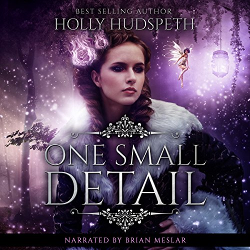 One Small Detail audiobook cover art