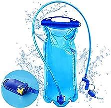 xiaowang Hydratatie Blaas 2L Opvouwbare PEVA Outdoor Sport Waterzak Lekvrij voor Outdoor Wandelen Camping Running Fietsen