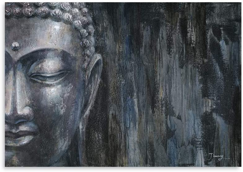 Buddha Canvas Max Max 61% OFF 82% OFF Wall Art Print: Decor B Pictures Black