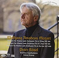 Mozart: Piano Concerto 12 / 13 / 14 by Peter Rosel