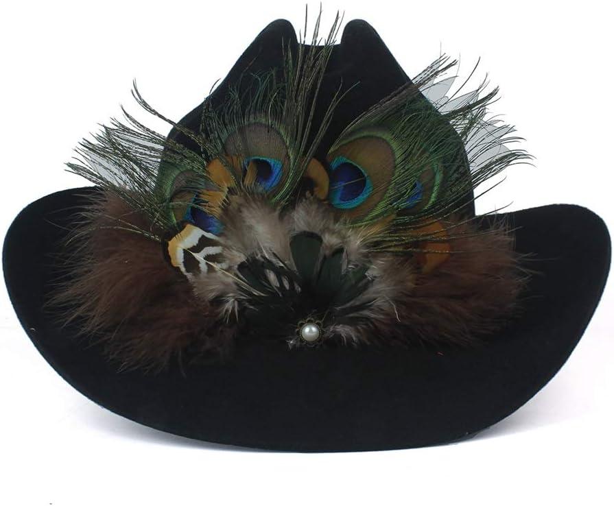 TWEITIE 100% Wool Derby Felt Billycock Nippon regular agency Max 59% OFF Bowle Hats Fashion Winter
