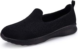 Women's Slip-On Shoes Casual Mesh Walking Sneakers