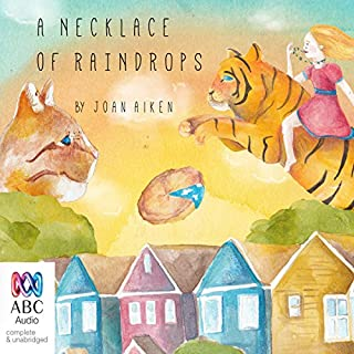 A Necklace of Raindrops cover art